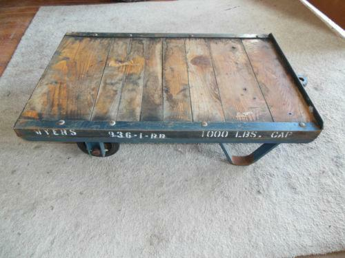 antique coffee table ebay - Antique Wood Coffee Tables