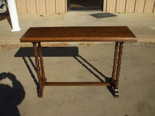 Antique Sofa Table Ebay