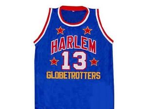 CUSTOM-HARLEM-GLOBETROTTERS-JERSEY-CUSTOM-NAME-NUMBER-XS-5XL