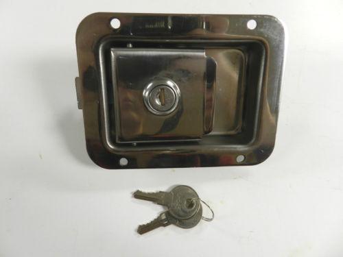 Trailer Door Lock Latch Ebay