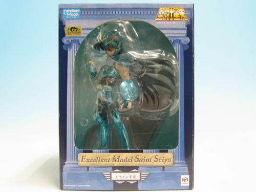 [FROM JAPAN]Excellent Model Saint Seiya Dragon Shiryu Figure MegaHouse NEW