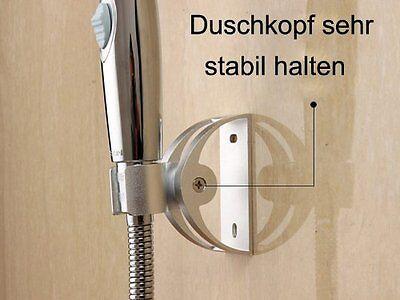 Aluminium Brausehalter Duschkopfhalter Duschkopf Halter Brausekopf Wandhalterung