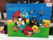 Angry Birds Canvas