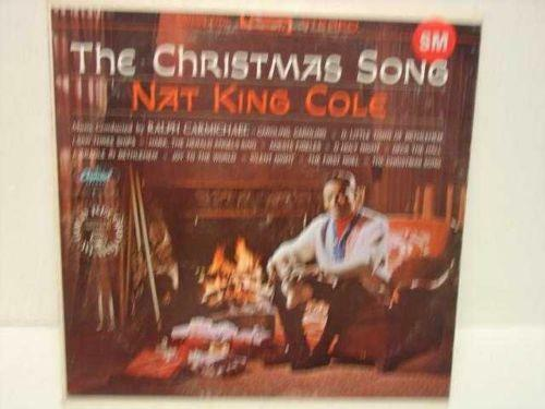 Nat King Cole Christmas Song LP | eBay