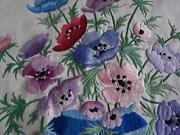 Silk Embroidered Picture
