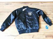 Oakland Raiders Starter Jacket