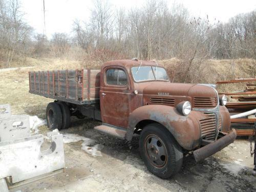 1947 International Truck >> 1947 Dodge Pickup | eBay