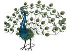 Birds Metal Garden Sculptures