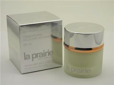 LA PRAIRIE Cellular Anti-Wrinkle Sun Cream SPF 30 - 50ml / 1.7 oz  no cellophane