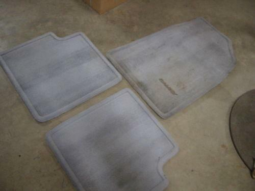 toyota camry floor mats oem ebay. Black Bedroom Furniture Sets. Home Design Ideas