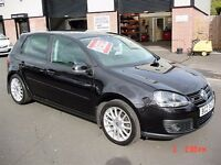 2008 Volkswagen Golf 2.0 GT TDi 140 bhp 5dr ******OUTSTANDING CAR******