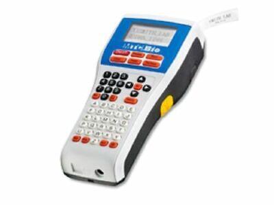 Mtc Bio Labeler Lab Identification Label Printer Wpower Supply Tape Nib L9010