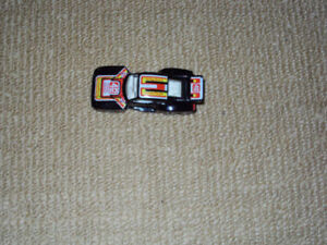 1981, KENNER, SPORTY SHIFTER, VIRGINIA PLATE, DIECAST METAL