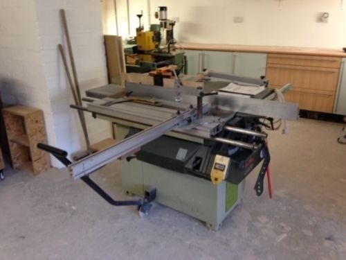 Scm Minimax Lab 30 Universal Combined Woodworking Machine In