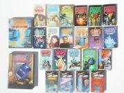 Doctor Who Book Lot
