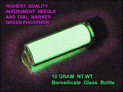 как выглядит ULTRA-GREEN Phosphor/Instrument Needles Dials 4x5g/Phosphorescent Fluorescent фото