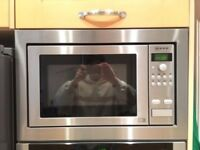 Neff H5642 25L Silver Microwave Oven