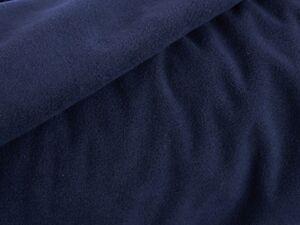 """Navy Fleece on Rolls -60"""" Material Width Kitchener / Waterloo Kitchener Area image 2"""