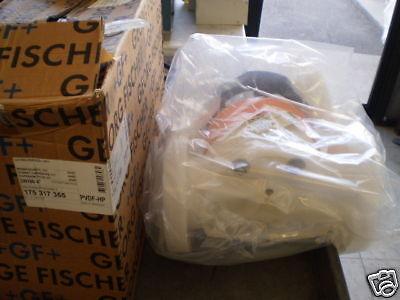 Gf George Fischer 317 Diaphram Valve Pn 175 317 355. New Old Stock