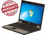 WINDOWS 10 HP 8440P Laptop FAST Core i5 Warranty Wireless