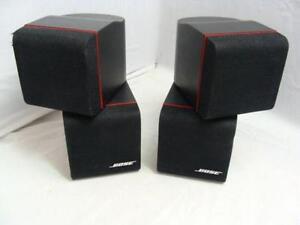 Bose Cube Speakers Ebay