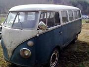 VW Bus Window