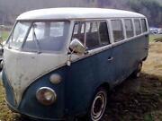 VW Bus Window