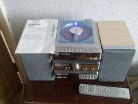 HITACHI AX-MI30 HI FI COMPONENT SYSTEM exc. cond. and working order (NG5)