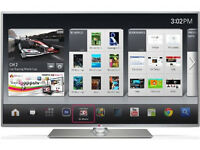 LG 32LB850V LED. SMART WIFI BUILD IN. MINT CONDITION. FULLY WORKINNG ORDER