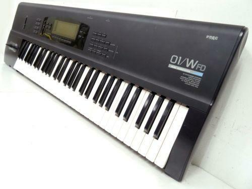 Korg m1 synthesizers ebay for Yamaha m1 piano
