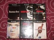 Resident Evil 1 2 3