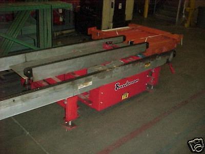 Buschman Chain Pallet Transfer Conveyors