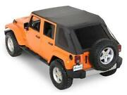 Jeep Frameless Top