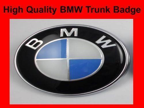bmw 325i emblem ebay. Black Bedroom Furniture Sets. Home Design Ideas