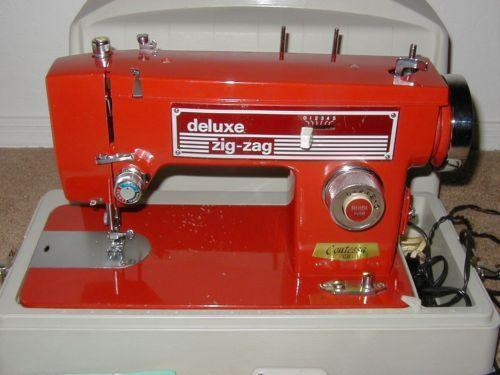Deluxe Sewing Machine EBay Amazing Omega 3000 Sewing Machine