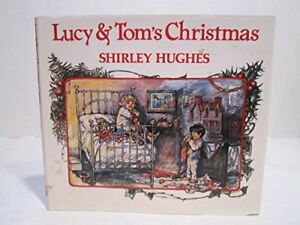 Lucy and Tom's Christmas-Oversized softcover book for kids + dvd