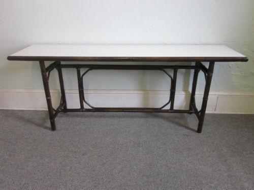 Mcguire Table Ebay