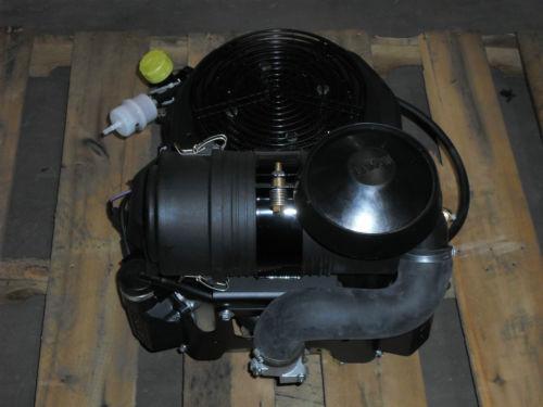 on 27 Hp Kohler Courage Engine