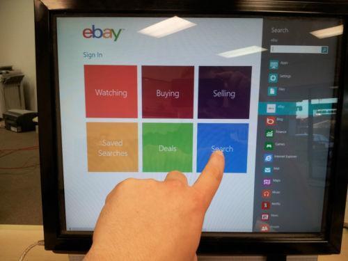 Touch Screen Overlay   eBay