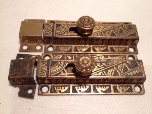 Antique door bolt ebay