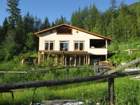 Sustainable Living Vacations