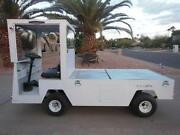 Cushman Cart