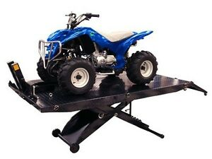 ATLAS - ATV / MOTORCYCLE CYCLE LIFT XLT - CLENTEC
