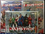 Justice League 1 2nd Print