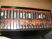 James Bond VHS Collection