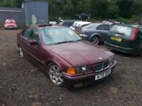 1996 BMW 328I Se E36 2.8 Petrol 200bhp *Breaking* Red - 99k