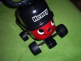 Henry sit and ride
