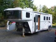 Horse Trailer Living Quarters
