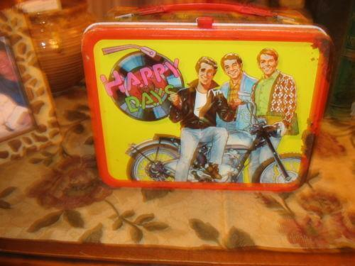 Happy Days Lunch Box | eBay