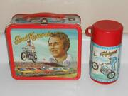 Evel Knievel Lunch Box